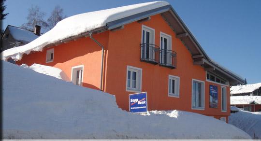 Ski- und Snowboardverleih im Bayerischen Wald - Mitterfirmiansreut